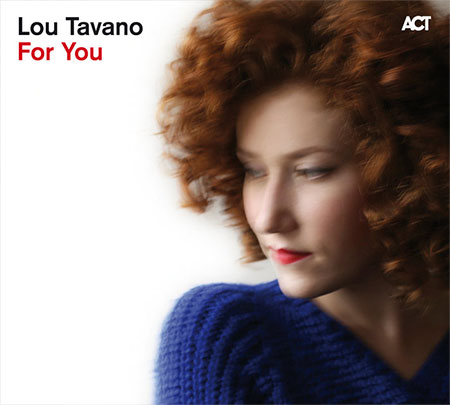 Lou Tavano - For You, album cover